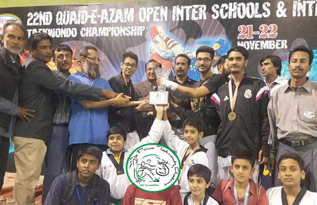 TAEKWONDO Su-Do Karate martial-arts club in Karachi, Prince